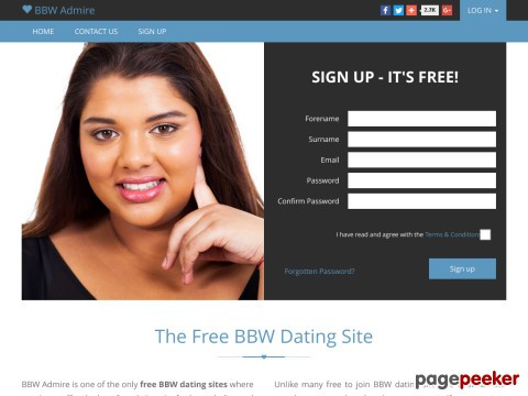 Bbw dating site reviews