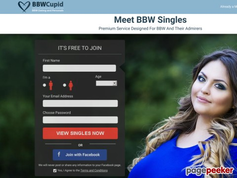 Websites für dating bbw